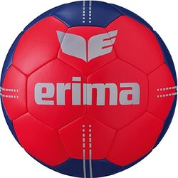 Erima Pure Grip No. 3 Hybrid Handbal - Rood / New Navy