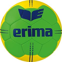 Erima Pure Grip No. 4 Handbal - Green / Geel