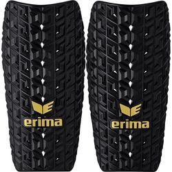 Erima Evo Flex Scheenbeschermer - Zwart
