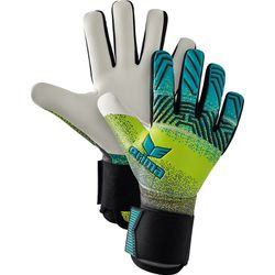 Erima Flex Rd Robusto Keepershandschoenen - Petrol / Lime / Zwart