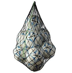 Erima Filet À Ballons Pour 10 Ballons - Noir / Green