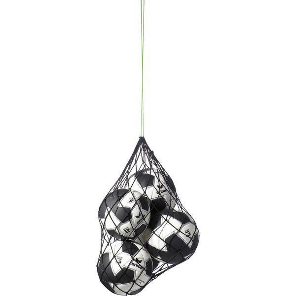 Erima Filet À Ballons Pour 5 Ballons - Green / Noir