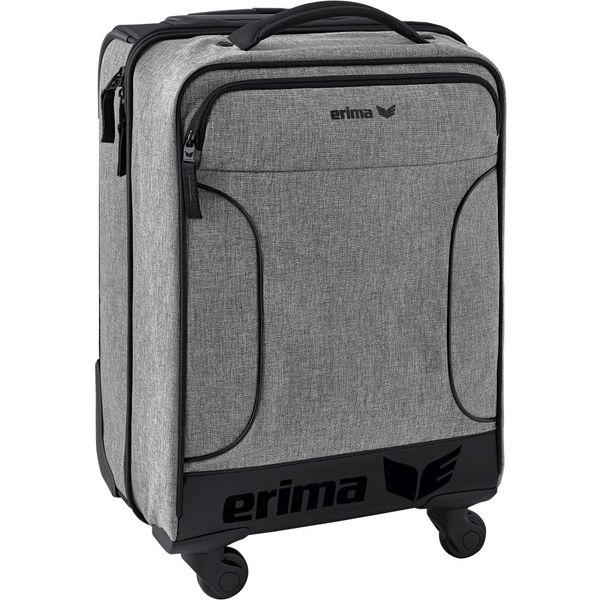 Erima Travel (S) Trolley - Grey Melange