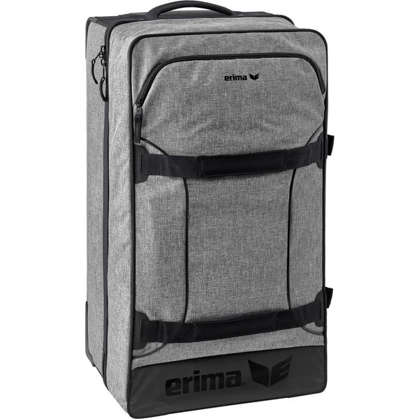 Erima Travel (M) Trolley - Grey Melange