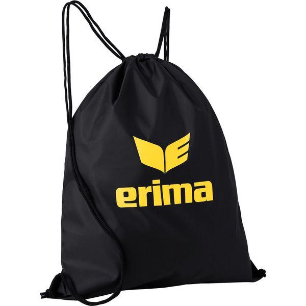 Erima Club 5 Sac De Gym - Noir / Jaune