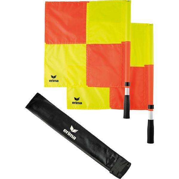 Erima Scheidsrechtersvlaggen - Rood / Geel