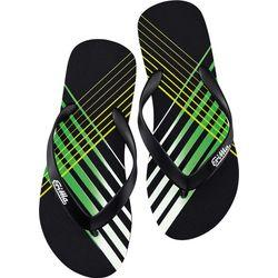 Erima Sandale De Plage - Noir / Green / Blanc