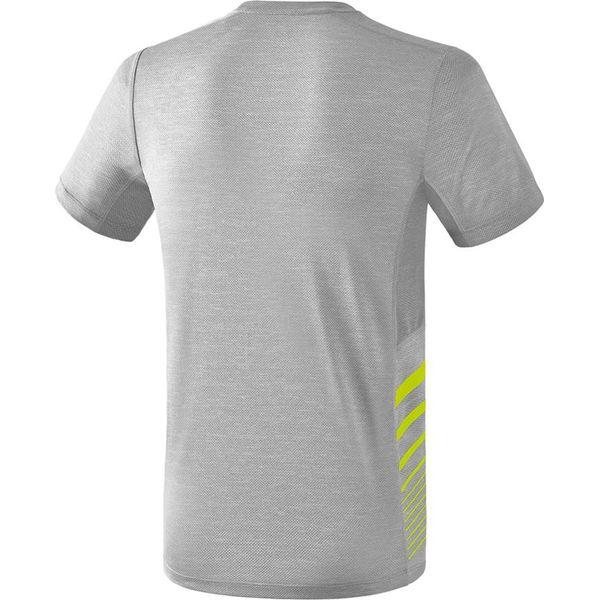 Erima Race Line 2.0 Running T-Shirt Kinderen - Grey Melange