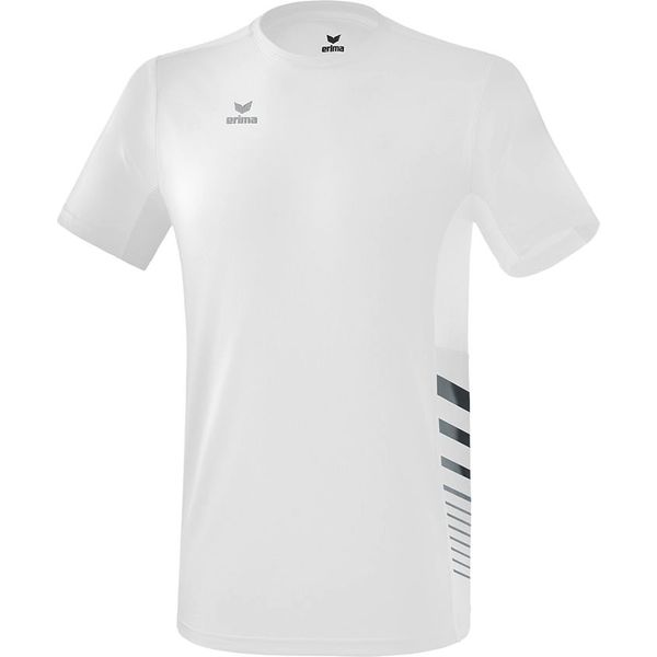 Erima Race Line 2.0 Running T-Shirt Kinderen - New White