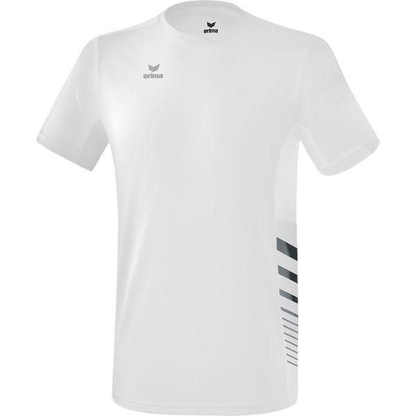 Erima Race Line 2.0 Running T-Shirt - New White
