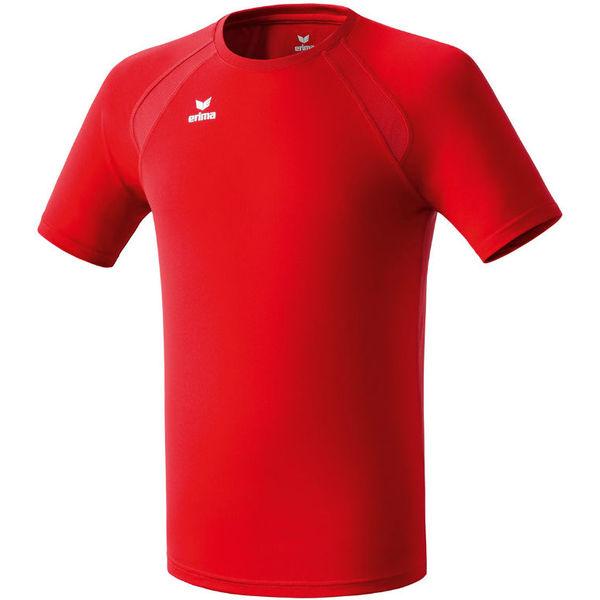 Erima Performance T-Shirt Heren - Rood