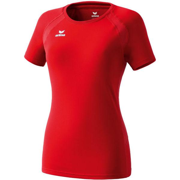 Erima Performance T-Shirt Femmes - Rouge