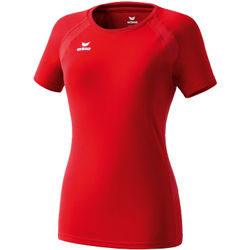 Erima Performance T-Shirt Femmes - Rouge