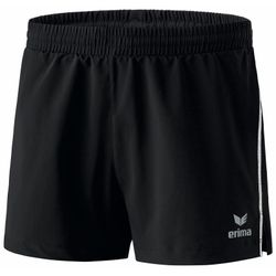Erima Running Short Dames - Zwart