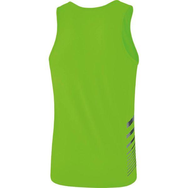 Erima Race Line 2.0 Running Singlet Kinderen - Green Gecco