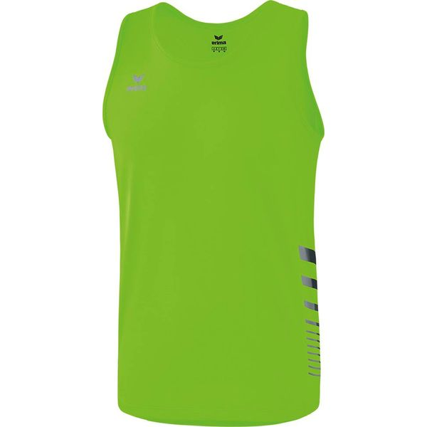 Erima Race Line 2.0 Running Singlet - Green Gecco