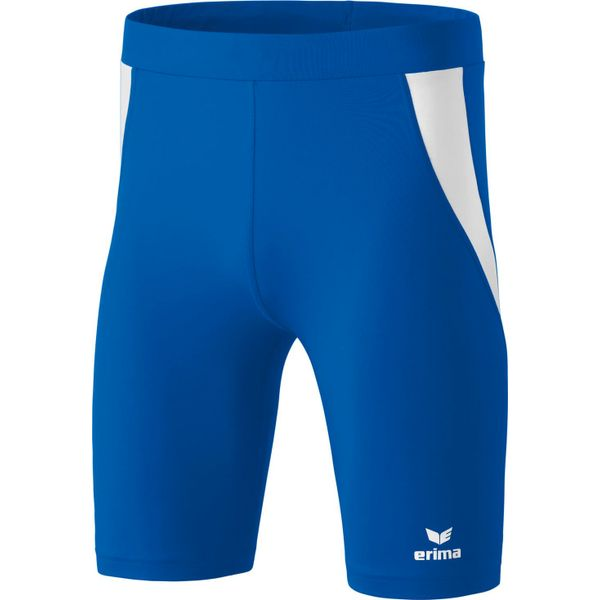 Erima Atletiek Short Tight Heren - Royal / Wit