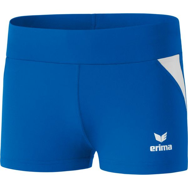 Erima Hot Pants Femmes - Royal / Blanc