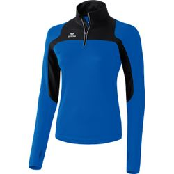 Erima Race Line Running Longsleeve Dames - New Royal / Zwart