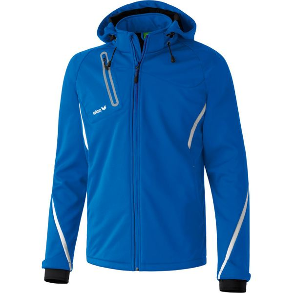 Erima Function Softshell Jack Kinderen - Wit / Royal