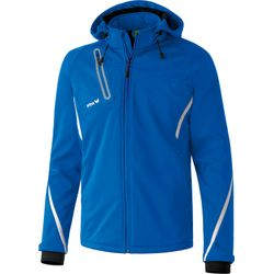 Erima Function Softshell Jack Heren - Wit / Royal