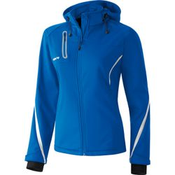 Erima Function Softshell Jack Dames - Royal / Wit