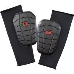 G-Form Pro-S Blade Scheenbeschermer Heren - Zwart / Rood