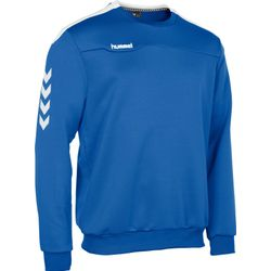 Hummel Valencia Top Round Neck Hommes - Royal