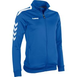 Hummel Valencia Top Full Zip Femmes - Royal
