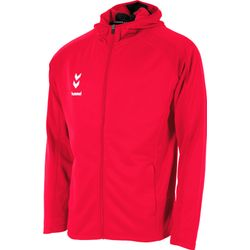 Hummel Ground Veste À Capuchon Enfants - Rouge