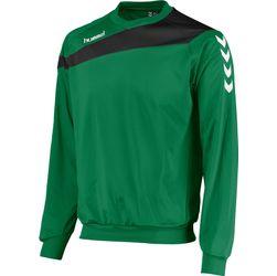Hummel Elite Sweater Kinderen - Groen / Zwart