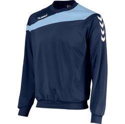 Hummel Elite Sweater Heren - Marine / Lichtblauw