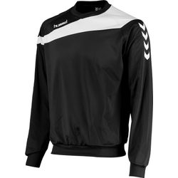 Hummel Elite Sweater Kinderen - Zwart / Wit