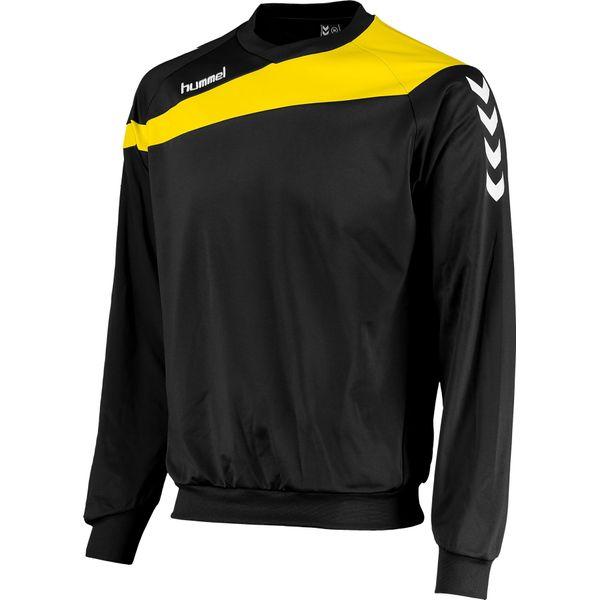 Hummel Elite Sweater Heren - Zwart / Geel
