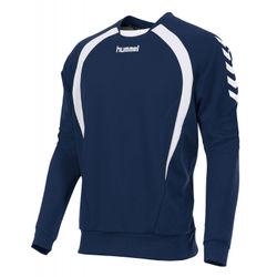 Hummel Team Sweat Hommes - Marine / Blanc