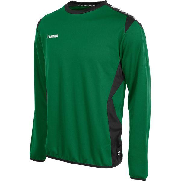 Hummel Paris Trainingssweat Heren - Groen / Zwart
