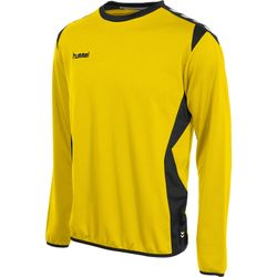 Hummel Paris Trainingssweat Heren - Geel / Zwart