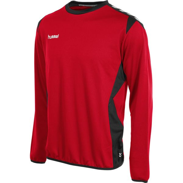 Hummel Paris Trainingssweat Kinderen - Rood / Zwart