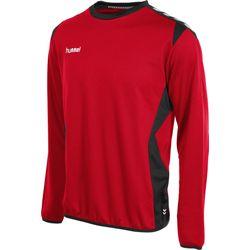 Hummel Paris Trainingssweat Heren - Rood / Zwart