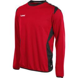 Hummel Paris Trainingssweat - Rood / Zwart