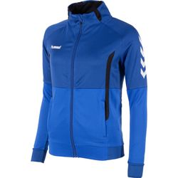 Hummel Authentic Veste Polyester Femmes - Royal
