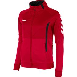 Hummel Authentic Veste Polyester Femmes - Rouge
