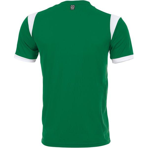 Hummel Club Shirt Korte Mouw Kinderen - Groen / Wit