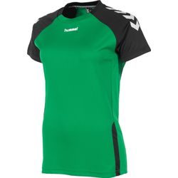 Hummel Authentic T-Shirt Femmes - Vert