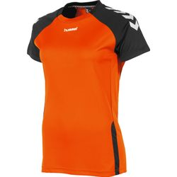Hummel Authentic T-Shirt Femmes - Orange
