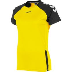 Hummel Authentic T-Shirt Femmes - Jaune