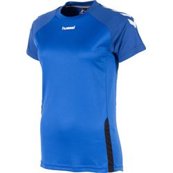 Hummel Authentic T-Shirt Femmes - Royal