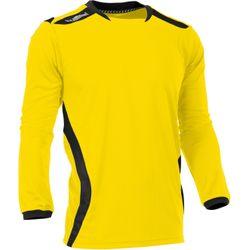 Voorvertoning: Hummel Club Voetbalshirt Lange Mouw - Geel / Zwart