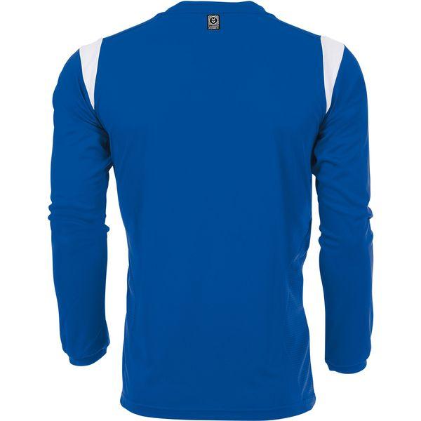 Hummel Club Voetbalshirt Lange Mouw Heren - Royal / Wit
