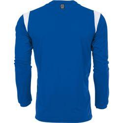 Voorvertoning: Hummel Club Voetbalshirt Lange Mouw Heren - Royal / Wit